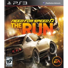 Jogo Need for Speed: The Run PlayStation 3 EA