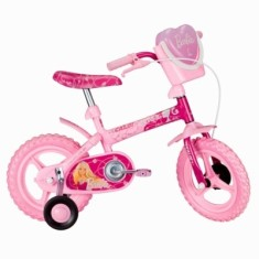 Bicicleta Caloi Barbie Aro 12 Barbie