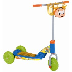 Patinete Cebolinha Magic Toys 4515