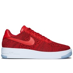Tênis Nike Masculino Casual Air Force 1 Flyknit Low