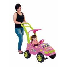 Carrinho com Pedal Magic Toys Roller Baby Monsters 1039