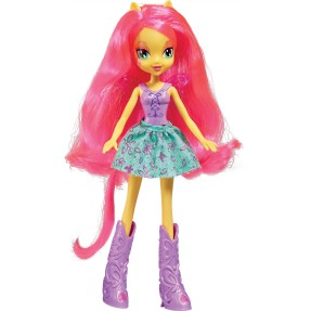 Boneca My Little Pony Equestria Girls Fluttershy A4099 Hasbro