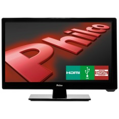 "TV LED 16"" Philco PH16D10D 2 HDMI"