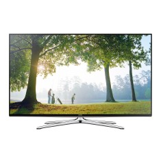 "Smart TV TV LED 55"" Samsung Série 6 Full HD UN55H6300 4 HDMI"