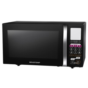 Micro-ondas Brastemp All Black 30 Litros BMK45AE