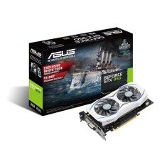 Placa de Video NVIDIA GeForce GTX 950 2 GB GDDR5 128 Bits Asus GTX950-2G