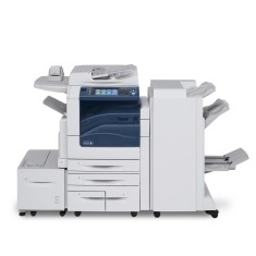 Multifuncional Xerox WorkCentre 7855T Laser Colorida Sem Fio