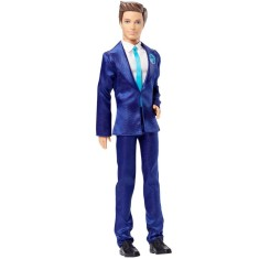 Boneca Barbie Rock'n Royals Ken Mattel