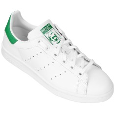 Tênis Adidas Infantil (Unissex) Casual Stan Smith Junior