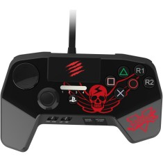 Controle PS3 PS4 Fightpad Pro Street Fighter V - MadCatz