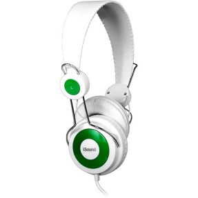 Headphone com Microfone Isound DGHP5505