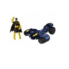 Boneco Batman Power Attack W7275/W7277 - Mattel