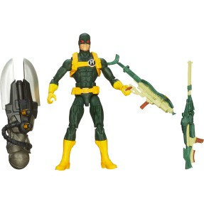 Boneco Agents of Hydra Capitão América Marvel Legends Infinite Series A6218 - Hasbro
