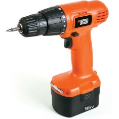 Furadeira / Parafusadeira 3/8 Black&Decker - CD961