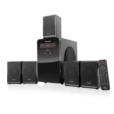 Home Theater Multilaser 80 W 5.1 Canais SP177