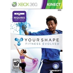 Jogo Your Shape Fitness Evolved Xbox 360 Ubisoft