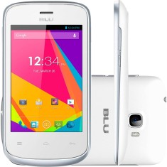Smartphone Blu Dash Jr. D192L 2,0 MP 2 Chips Android 4.4 (Kit Kat) 3G Wi-Fi