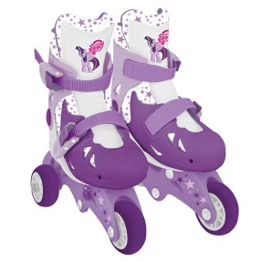 Patins 3 rodas My Little Pony Conthey My Little Pony