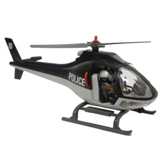 Boneco Playmobil Helicóptero City Action 5975 - Sunny