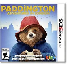 Jogo Paddington Adventure in London Nintendo 3DS