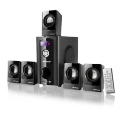 Home Theater Multilaser 80 W 5.1 Canais SP110
