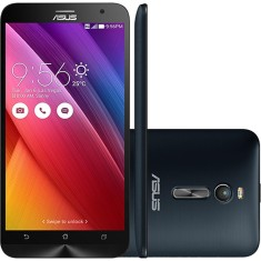 Smartphone Asus Zenfone 2 16GB ZE551ML 4GB RAM 1.8GHz 13,0 MP 2 Chips Android 5.0 (Lollipop) 3G 4G Wi-Fi