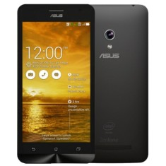 Smartphone Asus Zenfone 5 16GB A500CG 1GB RAM 8,0 MP 2 Chips Android 4.3 (Jelly Bean) 3G Wi-Fi