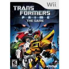 Jogo Transformers: Prime Wii Activision