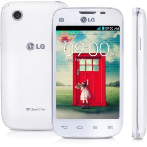 Smartphone LG L40 TV Digital 4GB D175 3,0 MP 2 Chips Android 4.4 (Kit Kat) Wi-Fi 3G