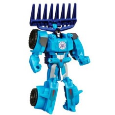 Boneco Transformers Robots In Disguise One-Step Changers Thunderhoof B1731 - Hasbro