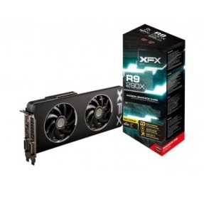 Placa de Video ATI Radeon R9 290X 4 GB GDDR5 512 Bits XFX R9-290X-EDFD