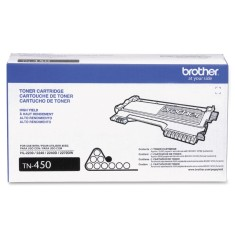 Toner Preto Brother TN-450