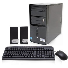 PC NTC 9010 Intel Core i7 4790 8 GB 1 TB DVD-RW PS/2