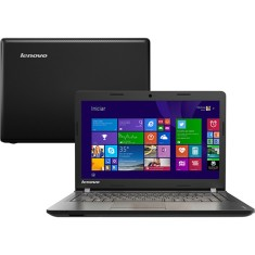 "Notebook Lenovo IdeaPad Intel Celeron N2840 2GB de RAM HD 500 GB 14"" Windows 8.1 100-14IBY"
