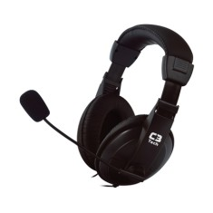 Headset com Microfone C3 Tech Voicer Confort