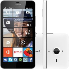 Smartphone Microsoft Lumia 8GB 640 XL 13,0 MP 2 Chips Windows Phone 8.1 3G Wi-Fi