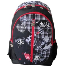 Mochila Escolar Santino Power Girls PGM500601