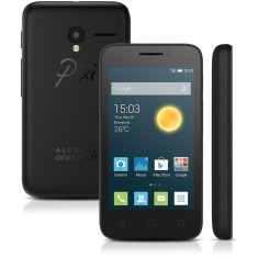 Smartphone Alcatel Pixi 3 4GB 4009E 5,0 MP 2 Chips Android 4.4 (Kit Kat) 3G Wi-Fi