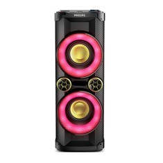 Mini System Philips NTX400X/78 900 Watts Bluetooth USB