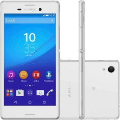 Smartphone Sony Xperia M4 Aqua 16GB E2333 13,0 MP 2 Chips Android 5.0 (Lollipop) Wi-Fi 3G 4G