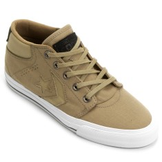 Tênis Converse Masculino Casual Cons Tre Star Mid
