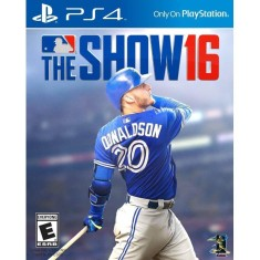 Jogo MLB The Show 16 PS4 Sony