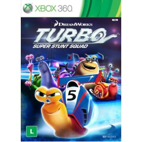 Jogo Turbo: Super Stunt Squad Xbox 360 D3 Publisher