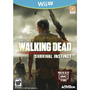 Jogo The Walking Dead: Survival Instinct Wii U Activision