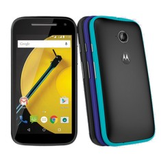Smartphone Motorola Moto E E 2ª Geração Colors 16GB XT1514 5,0 MP 2 Chips Android 5.0 (Lollipop) 4G 3G Wi-Fi