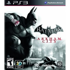 Jogo Batman: Arkham City PlayStation 3 Warner Bros