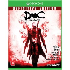 Jogo Devil May Cry Xbox One Capcom