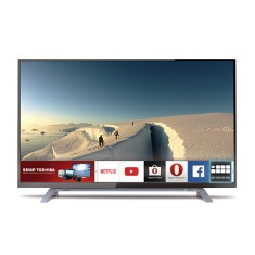 "Smart TV LED 40"" Semp Toshiba Full HD 40L2500 HDMI LAN (Rede)"