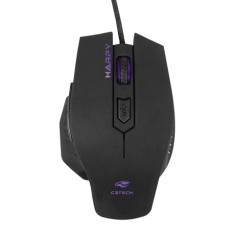 Mouse Óptico Gamer USB Harpy MG-100 - C3 Tech