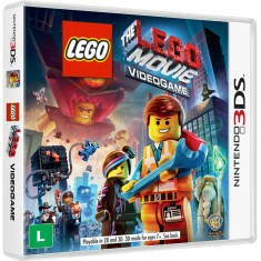 Jogo Lego: The Movie Warner Bros Nintendo 3DS